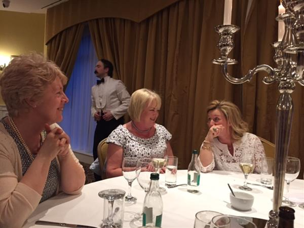 Faulty Towers Fundraiser Night