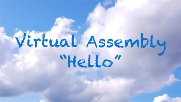 A Virtual Assembly May 2020